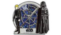 Star Wars™ Weekends 2013 – Luke Skywalker/Darth Vader Spinner Pin