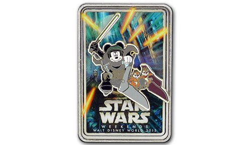Star Wars™ Weekend 2013 – Logo Pin