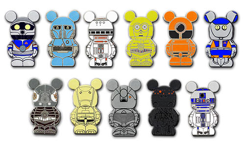Vinylmation™ Jr. Series 9 Mystery Pin Set