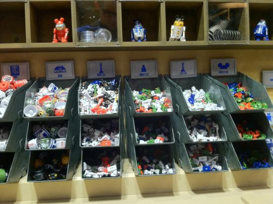 More Star Wars Droid Factory pics
