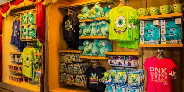 Monsters University merchandise for sale