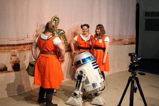 More creative Star Wars costumes