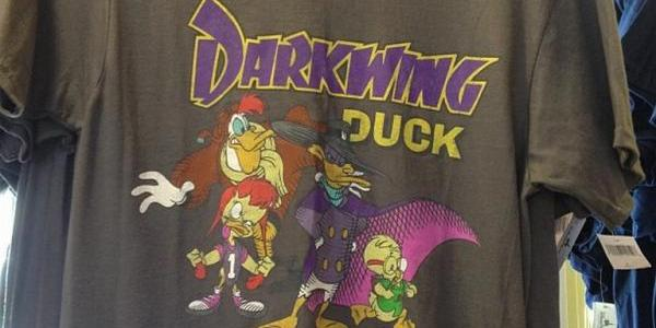 Darkwing Duck shirt for sale at Keystone Clothiers