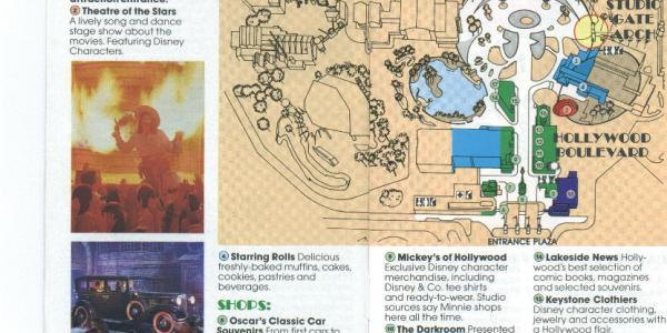 First MGM Studios map (Page 4)