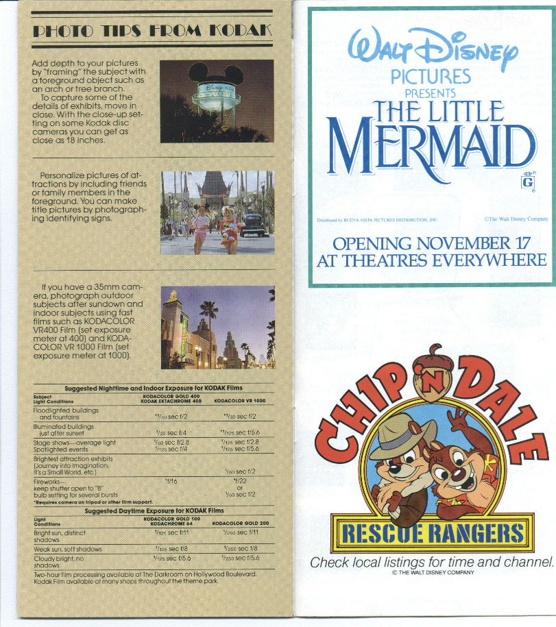 First MGM Studios map (Page 9)