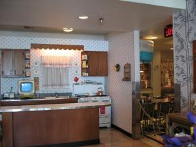 50's Prime Time Cafe Kitchen