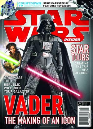 Star Wars Insider Magazine