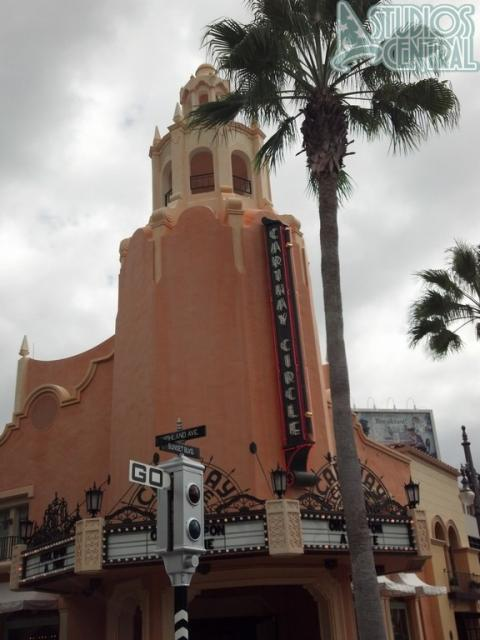 Welcome to the photo update of Disney's Hollywood Studios